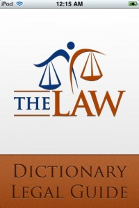 the law guide for ipad