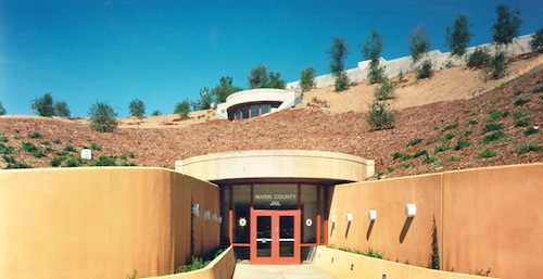 12. Marin County Jail, San Rafael, California, USA