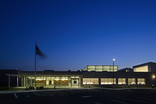 2. Union County Juvenile Detention Center, Linden, New Jersey, USA