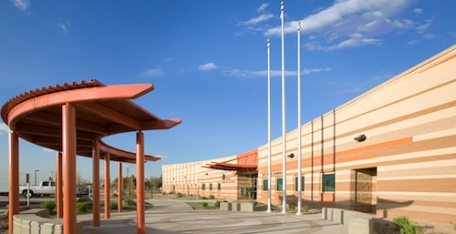 21. Salt River Pima-Maricopa Indian Community Detention Facility, Scottsdale, Arizona, USA