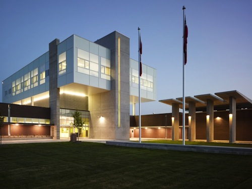 29. Roy McMurtry Youth Centre, Brampton, Canada
