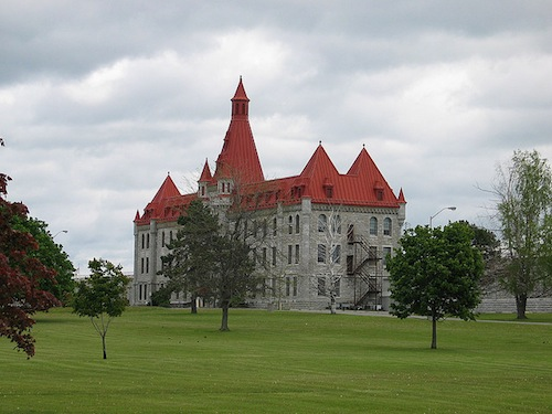 8. Collins Bay Institution, Kingston, Canada