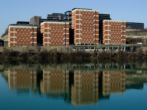 9. Allegheny County Jail, Pittsburgh, Pennsylvania, USA