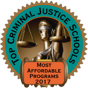 Top Criminal Justice Schools - Most Affordable Programs 2017