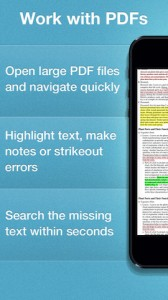 readdledocs for iphone