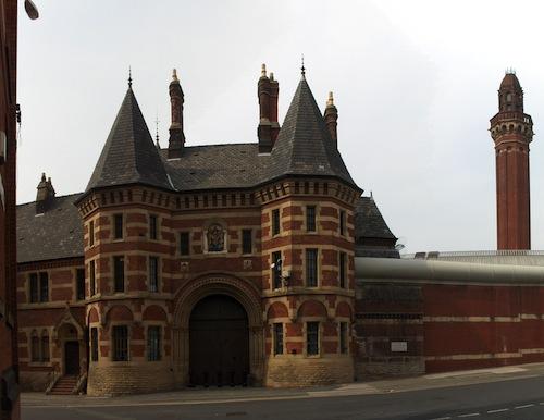 13. HM Prison Manchester, Manchester, U.K.