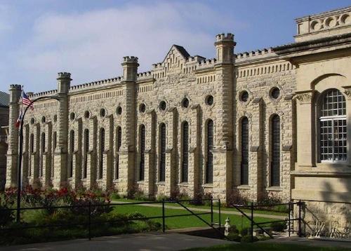 18. Anamosa State Penitentiary, Anamosa, Iowa, USA