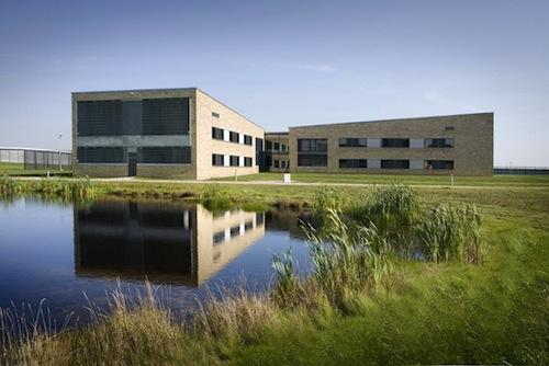 28. East Jutland State Prison, Enner Mark, Denmark