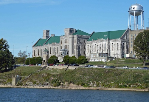 6. Kentucky State Penitentiary, Eddyville, Kentucky, USA